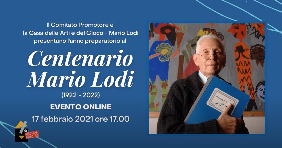 Centenario della nascita di Mario Lodi
